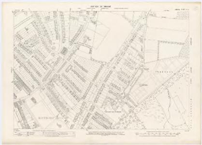 London X.61 - OS London Town Plan