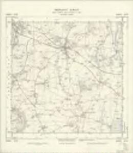 SJ70 - OS 1:25,000 Provisional Series Map