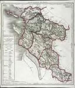 Département de la Charente inférieure