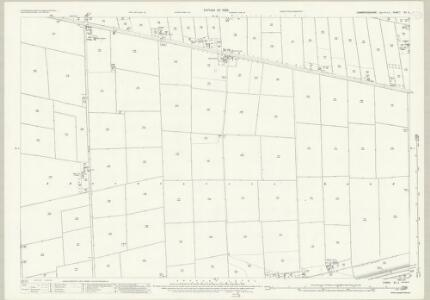 Cambridgeshire XI.3 (includes: Elm; Wisbech St Mary) - 25 Inch Map