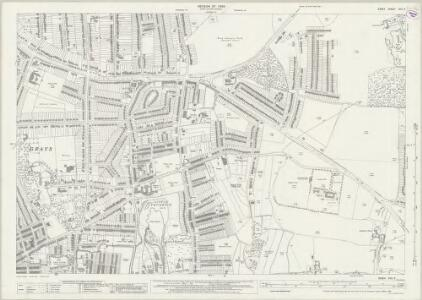Essex (New Series 1913-) n XCV.3 (includes: Thurrock) - 25 Inch Map