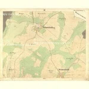 Wadetstieft - c2378-1-004 - Kaiserpflichtexemplar der Landkarten des stabilen Katasters