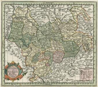 Das Hertzogthum Braunschweig mit seinen abgetheilten Furstenthümern dem Stiffte Hildesheim und andern angräntzenden Provintzien