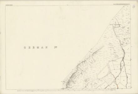 Isle of Man X.9 - 25 Inch Map