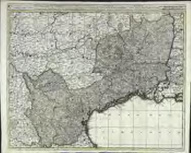 Præfectura generalis Languedociæ, olim Occitania dicta