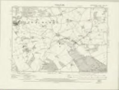 Hertfordshire XXXV.SW - OS Six-Inch Map