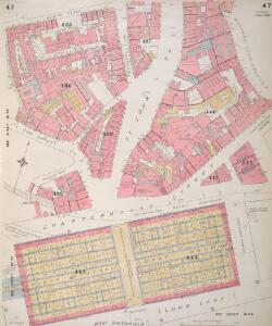 Insurance Plan of City of London Vol. II: sheet 47