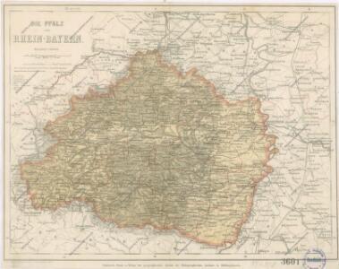 Die Pfalz oder Rhein - Bayern