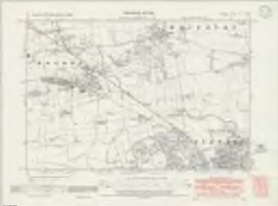 Durham VIII.NW - OS Six-Inch Map