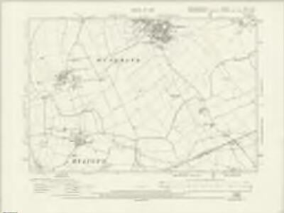 Buckinghamshire XXIX.NW - OS Six-Inch Map
