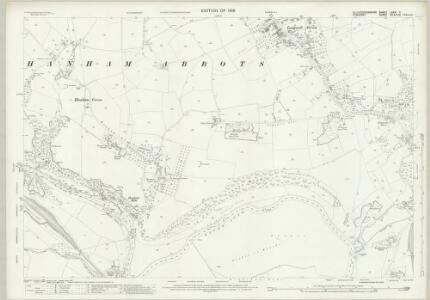 Gloucestershire LXXVI.7 (includes: Bitton; Hanham Abbots; Keynsham; Oldland) - 25 Inch Map