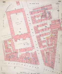 Insurance Plan of London Vol. VI: sheet 124
