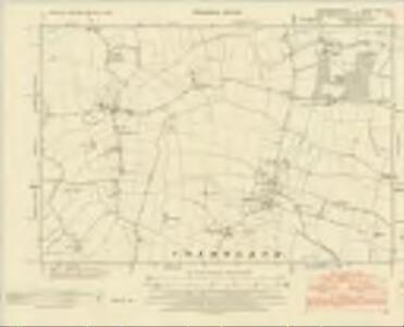 Huntingdonshire XXIV.SE - OS Six-Inch Map