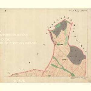 Zlabings - m2780-1-002 - Kaiserpflichtexemplar der Landkarten des stabilen Katasters