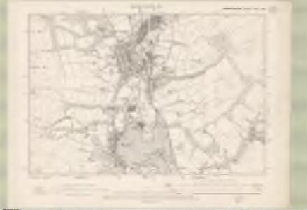Dumbartonshire Sheet XVIII.SW - OS 6 Inch map
