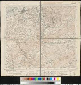 Meßtischblatt [8326] : Isny, 1920