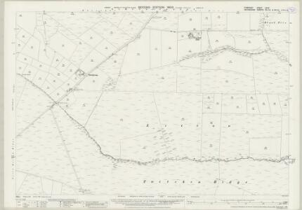 Somerset LVI.6 (includes: Exmoor; North Molton; Twitchen; Withypool) - 25 Inch Map