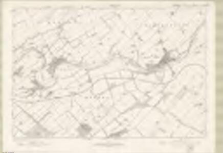 Roxburghshire Sheet n IX - OS 6 Inch map
