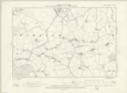 Essex IX.SE - OS Six-Inch Map