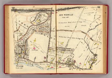 132-133 Pelham, New Rochelle.