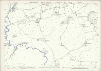 Surrey XXXIV.2 (includes: Betchworth; Leigh; Reigate) - 25 Inch Map