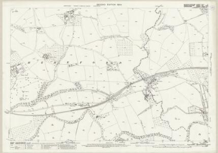 Worcestershire XVIII.4 (includes: Burford; Little Hereford; Tenbury) - 25 Inch Map