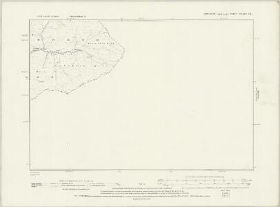 Yorkshire CCLXXVIII.NE - OS Six-Inch Map