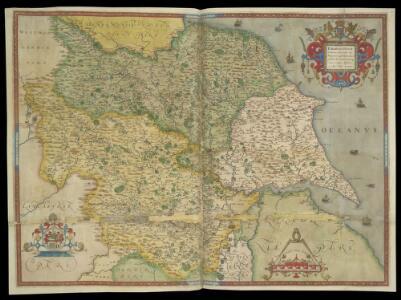 EBORACENSIS Comitatus f.61