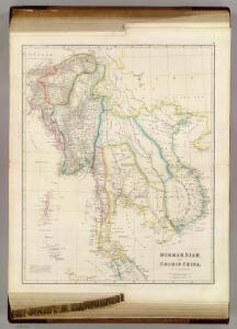 Burmah, Siam, and Cochin China.