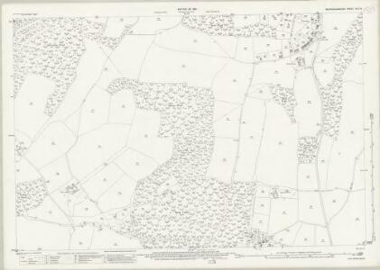 Buckinghamshire XLVI.4 (includes: High Wycombe) - 25 Inch Map