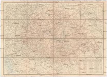 Magyarország úthálózatának térképe