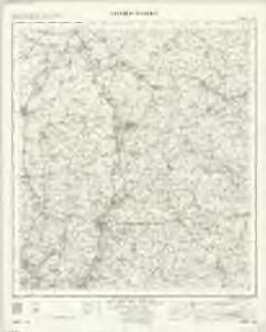 Saffron Walden - OS One-Inch Map