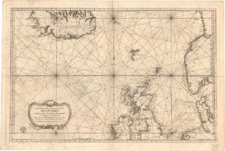 Museumskart 155: Carte Réduite De Partie De La Mer Du Nord