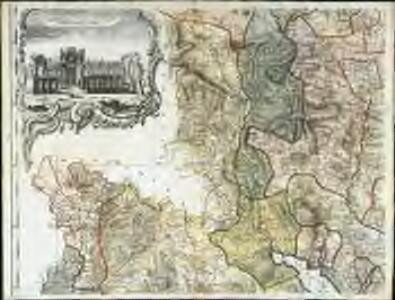 Map of Hampshire, including the Isle of Wight, 3