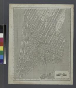 City of New York, 1843.