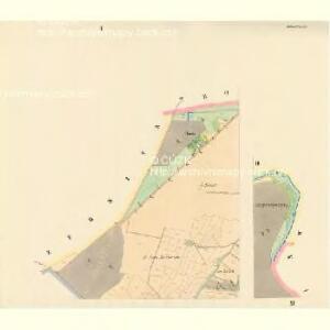 Babina - c0050-1-001 - Kaiserpflichtexemplar der Landkarten des stabilen Katasters