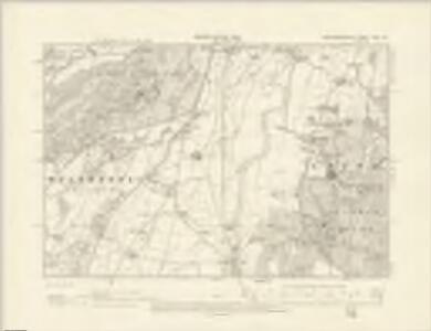 Montgomeryshire XXIII.SE - OS Six-Inch Map