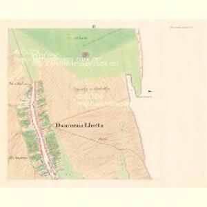 Dwarozna Lhotta - m3176-1-003 - Kaiserpflichtexemplar der Landkarten des stabilen Katasters