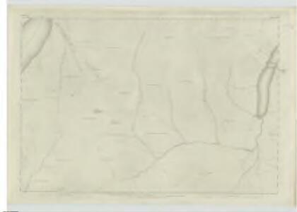 Perthshire, Sheet XVIII - OS 6 Inch map