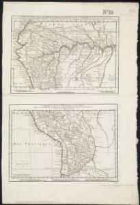 Carte du Perou, pour servir à I'histoire des Incas et à celle de l'etat present de cette province