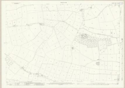 Durham XLVIII.3 (includes: Heighington; Houghton Le Side) - 25 Inch Map