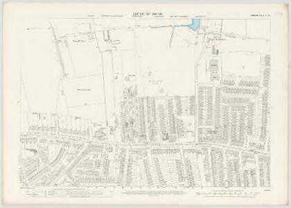 London VI.75 - OS London Town Plan