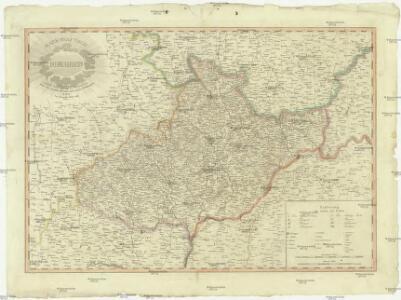 Markgrafthum Maehren samt österreich Schlesien