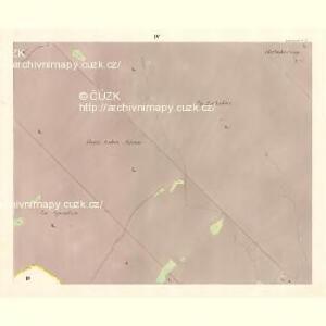Tschimischl (Třzemesset) - m3156-1-003 - Kaiserpflichtexemplar der Landkarten des stabilen Katasters