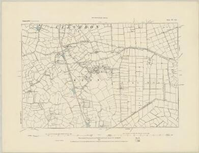 Somerset IV.SW - OS Six-Inch Map