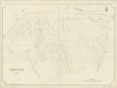 Newtown, Sheet 13, 1891