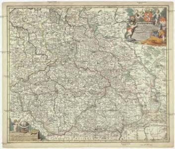 Regnum Bohemiae eique annexae provinciae ut ducatus Silesiae marchionatus Moraviae et Lusatiae vulgo die Erb-Landeren