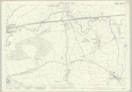 Dorset XIX.10 (includes: Thorncombe; Wayford; Winsham) - 25 Inch Map