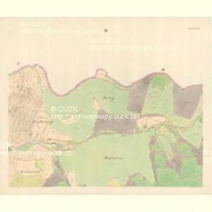 Bilnitz - m0305-1-003 - Kaiserpflichtexemplar der Landkarten des stabilen Katasters