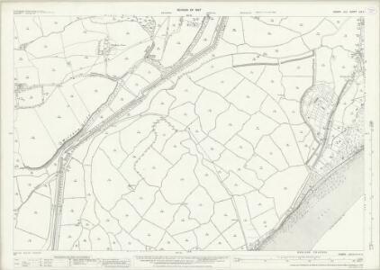 Sussex LIX.2 (includes: Icklesham; Pett) - 25 Inch Map